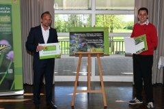Blühpakt Bayern - Blühender Golfplatz Bild 1